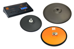 DrumIt3 and Cymbal-Set