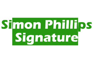 Simon Phillips signature sounds