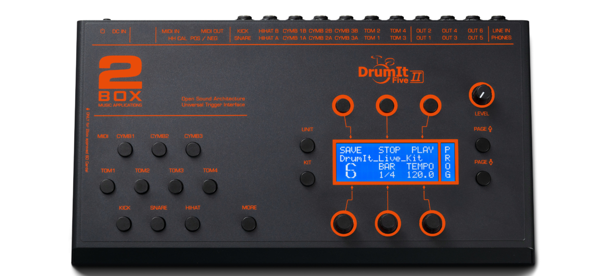 DrumIt5_MKII_Top